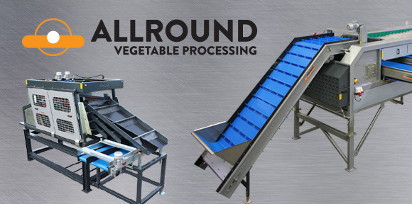 ALLROUND® VEGETABLE PROCESSING